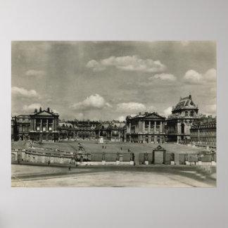 Palácio de Versalhes Posteres