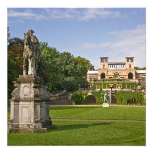Palácio do Orangery Convite Personalizados