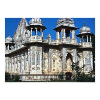 Palácio em Shivpuri, Madhya Pradesh, India Convite