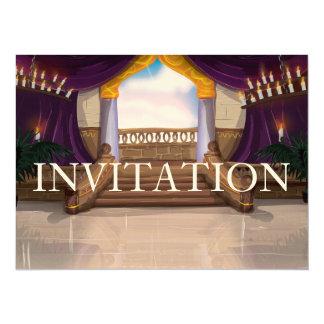 Palácio romano convites