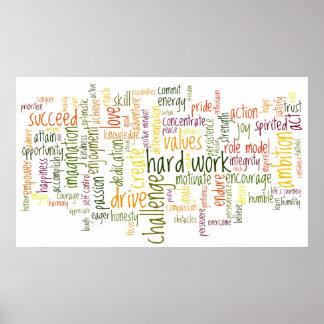 Palavras inspiradores #2 poster