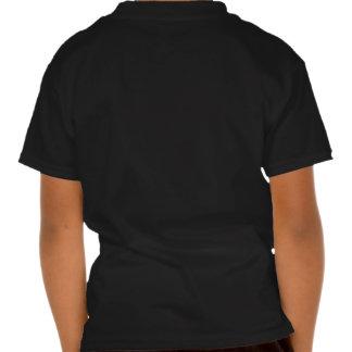 Palavras na palavra inspirador do movimento camiseta
