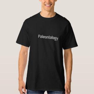 Paleontologia que faz o fora camiseta