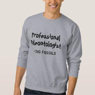 Paleontologist profissional EU ESCAVO a camisa dos Suéter