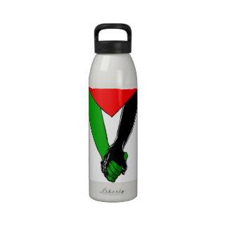 Palestina - garrafa de água