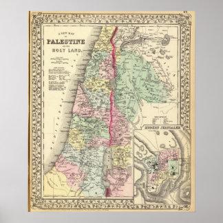 Palestina histórica poster