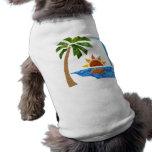 Palma, Sun & mar Roupa Para Cães