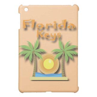 Palmas de chaves de Florida alaranjadas Capa Para iPad Mini