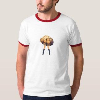 palourde do la camiseta
