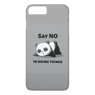 Panda Capa iPhone 8 Plus/7 Plus