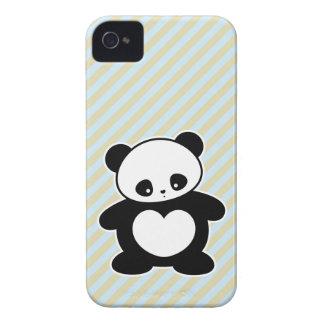 Panda de Kawaii Capas De iPhone 4 Case-Mate