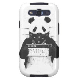 Panda má capas personalizadas samsung galaxy s3