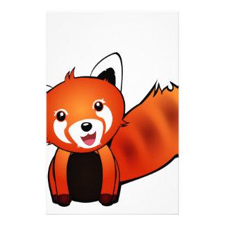 Panda Vermelho Papelaria