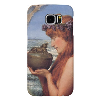 Pandora pelo senhor Lawrence Alma-Tadema Capas Samsung Galaxy S6
