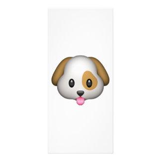 Panfleto Cão - Emoji