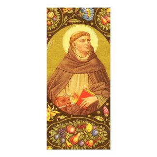 Panfleto St Dominic de Guzman (PM 02) customizável