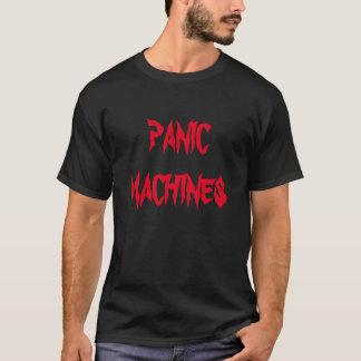PANIC MACHINES ROCK PUNK TERROR T-SHIRT