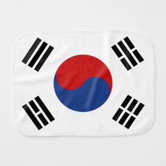Paninho De Boca Bandeira de Coreia do Sul
