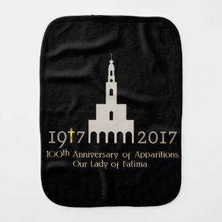 Paninho Para Bebês 100th Aniversário das aparições - Fatima