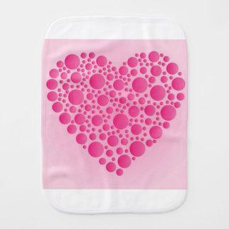 Paninho Para Bebês Cervo cor-de-rosa da bolha