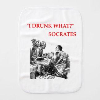Paninho Para Bebês Socrates