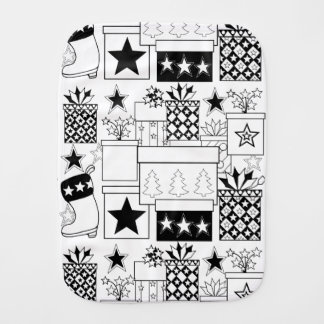 Pano De Boca Linha design dos presentes da estrela da arte