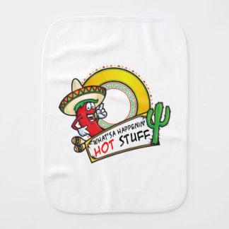 Pano De Boca Pimenta vermelha picante México do digno de nota