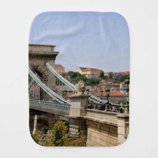 Pano De Boca Ponte Chain de Széchenyi, Budapest, Hungria