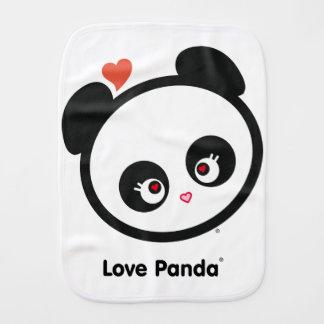 Pano do Burp de Panda® do amor Paninho Para Bebês