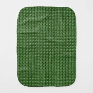 Pano do Burp do verde da hortelã do país de MVB Fraldinhas De Ombro