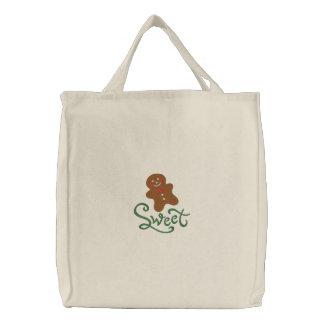 Pão-de-espécie doce bolsa para compra