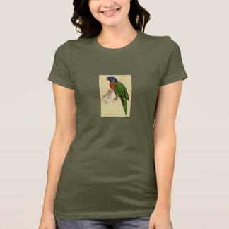 Papagaio Camisetas