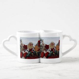 Papai Noel para o Natal Caneca Lover