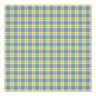 Papel de fundo colorido da xadrez convites