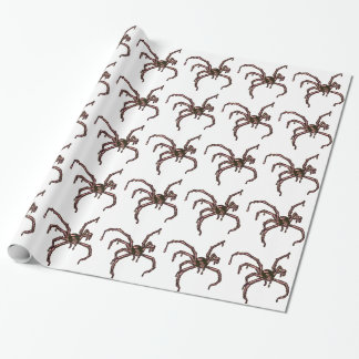 Papel De Presente A aranha