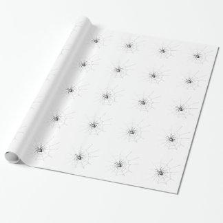 Papel De Presente aranha