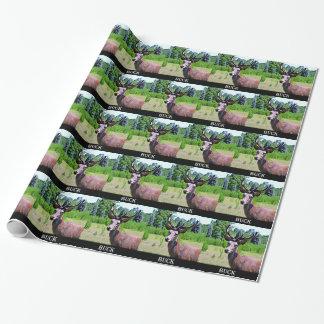 Papel De Presente Cervos (FANFARRÃO)