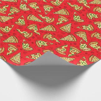 Papel De Presente Fatias da pizza