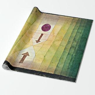 Papel De Presente Klee - antes do raio