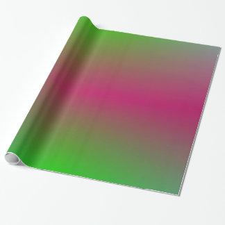 Papel De Presente Papel de envolvimento colorido das nuvens do