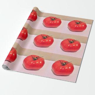 Papel De Presente Você é o tomate de meu olho!