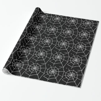 Papel De Presente Web de aranha