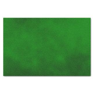Papel De Seda Cor verde do borrão