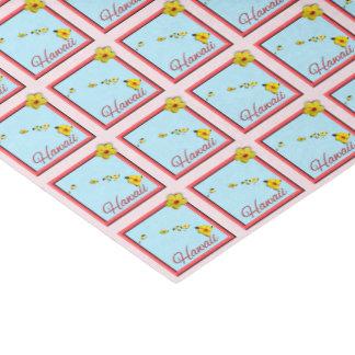 Papel De Seda Envolvendo o tecido - HAVAÍ - ícone quadro