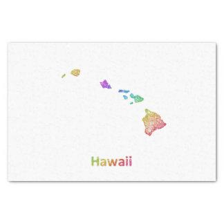 Papel De Seda Havaí