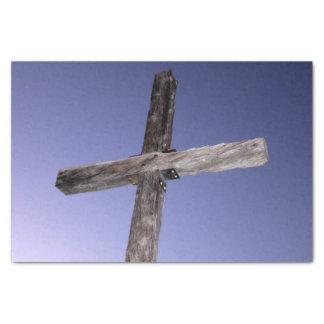 Papel De Seda Na cruz