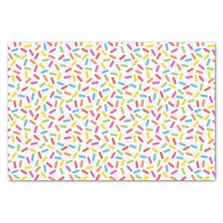 Papel De Seda O arco-íris polvilha