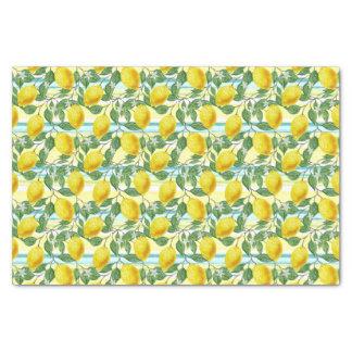 Papel De Seda Teste padrão tropical anca bonito da fruta dos