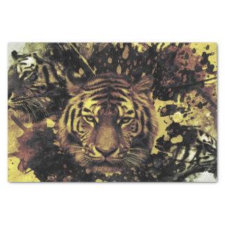 Papel De Seda Tigre
