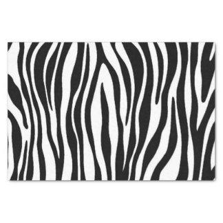 Papel De Seda Zebra
